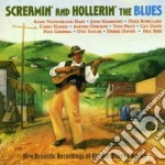Screamin' & hollerin'... - cd musicale di J.hammond/g.davis/e.bibb & o.
