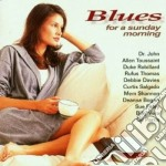 Blues for a sunday mornin - cd musicale di Dr.john/r.homas/d.robillard &