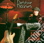 Love the game cd musicale di Debbie Davies
