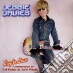 Key to love cd musicale di Debbie Davies