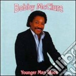 Younger man blues - cd musicale di Mcclure Bobby