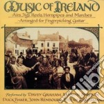 The music of ireland cd musicale di Graham/simpson & gro