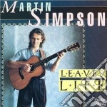 Leaves of life cd musicale di Martin Simpson