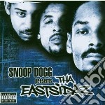 EASTSIDAZ cd musicale di Dogg Snoop