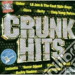 CRUNK HITS VOL.1 cd musicale di Artisti Vari
