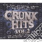 CRUNK HITS VOL.2 cd musicale di Artisti Vari