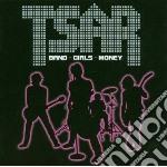BAND-GIRLS-MONEY cd musicale di TSAR