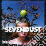 ANIMOSITY cd musicale di SEVENDUST