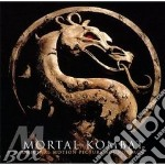 Mortal kombat cd musicale di Ost
