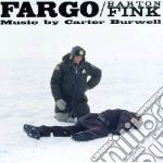 FARGO cd musicale di Carter Burwell