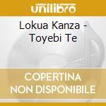 Toyebi te' cd musicale