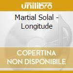 Longitude cd musicale di Martial solal trio