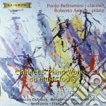 Musica per clarinetto e piano cd musicale