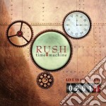 Time machine 2011 : live in cleveland cd musicale di Rush