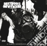 A PUBLIC DISSERVICE ANNOUNCEMENT          cd musicale di METHODS OF MAYHEM