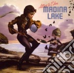 ATTICS TO EDEN cd musicale di Lake Madina