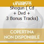 SHOGUN  ( CD + DVD + 3 BONUS TRACKS) cd musicale di TRIVIUM