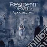 RESIDENT EVIL: APOCALYPSE cd musicale di O.S.T.