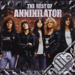 THE BEST OF cd musicale di ANNIHILATOR