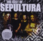 THE BEST OF cd musicale di SEPULTURA