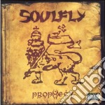 Soulfly - Prophecy cd musicale di SOULFLY