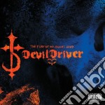 THE FURY OF MAKER'S HARD cd musicale di DEVILDRIVER