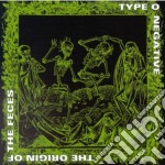 THE ORIGIN OF/REMASTERED+BONUS TRACK cd musicale di TYPE O NEGATIVE