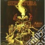 ARISE/REMASTERD+BONUS TRACKS cd musicale di SEPULTURA