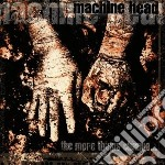 Machine Head - The More Things Change cd musicale di Head Machine