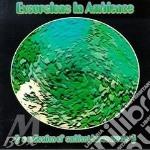 Excursions in ambient cd musicale di Artisti Vari
