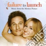 FAILURE TO LAUNCH cd musicale di Artisti Vari