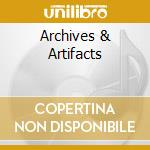 ARCHIVES & ARTIFACTS                      cd musicale di Angel Death
