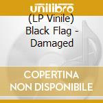 Damaged-lp cd musicale di Flag Black