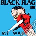 MY WAR cd musicale di BLACK FLAG