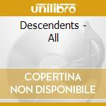 ALL cd musicale di DESCENDENTS