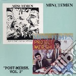 VOL.2 POST MERSH cd musicale di MINUTEMENT