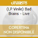 (LP VINILE) Live lp vinile di Brains Bad