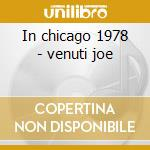 In chicago 1978 - venuti joe cd musicale di Joe Venuti