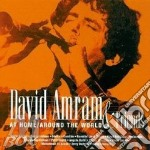David Amran & Friends - At Home/Arounde The World cd musicale di David amran & friends