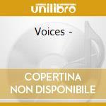 Voices - cd musicale di Herdman/hills & mangsen
