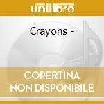 Crayons - cd musicale di Elders Betty