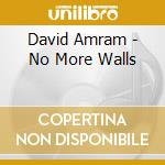 No more walls - cd musicale di Amran David