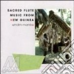 Sacred Flute Music From New Guinea - Madang Vol.2 cd musicale di Sacred flute music from new gu