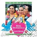 Mexico - Rosa De Castilla & Other cd musicale di Mexico