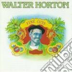 Fine cuts cd musicale di Horton Walter