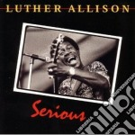 Serious cd musicale di Luther Allison
