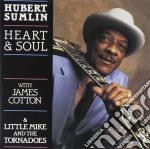 Heart & soul cd musicale di Hubert Sumlin