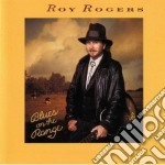 Blues on the range cd musicale di Roy Rogers