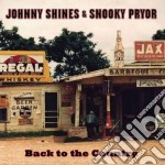 (LP VINILE) Back to the country lp vinile di Johnny shines & snoo