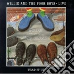 Tear it up - cd musicale di Willie and the poor boys